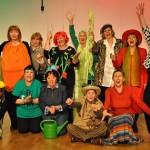 Neu im VBA: Das Kabarett Korsett