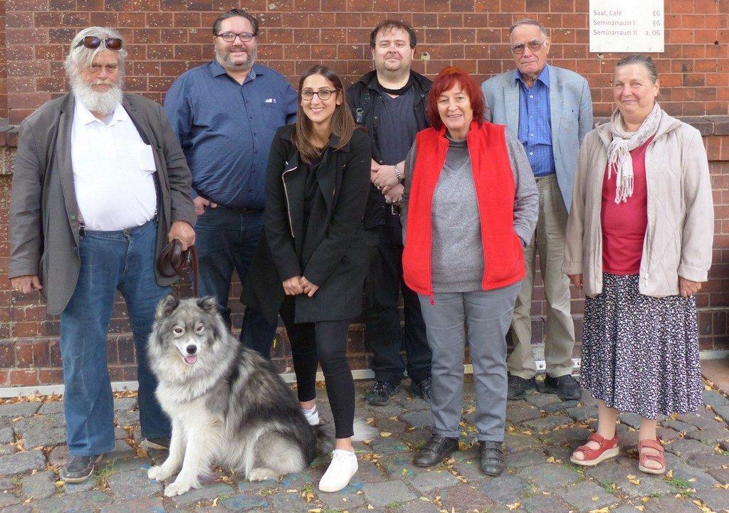 Gruppenfoto VBA Vorstand